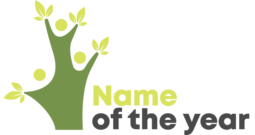 name of the year logo